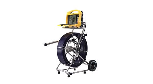 SEWER INSPECTION CAMERAS AND DUCT RODDERS