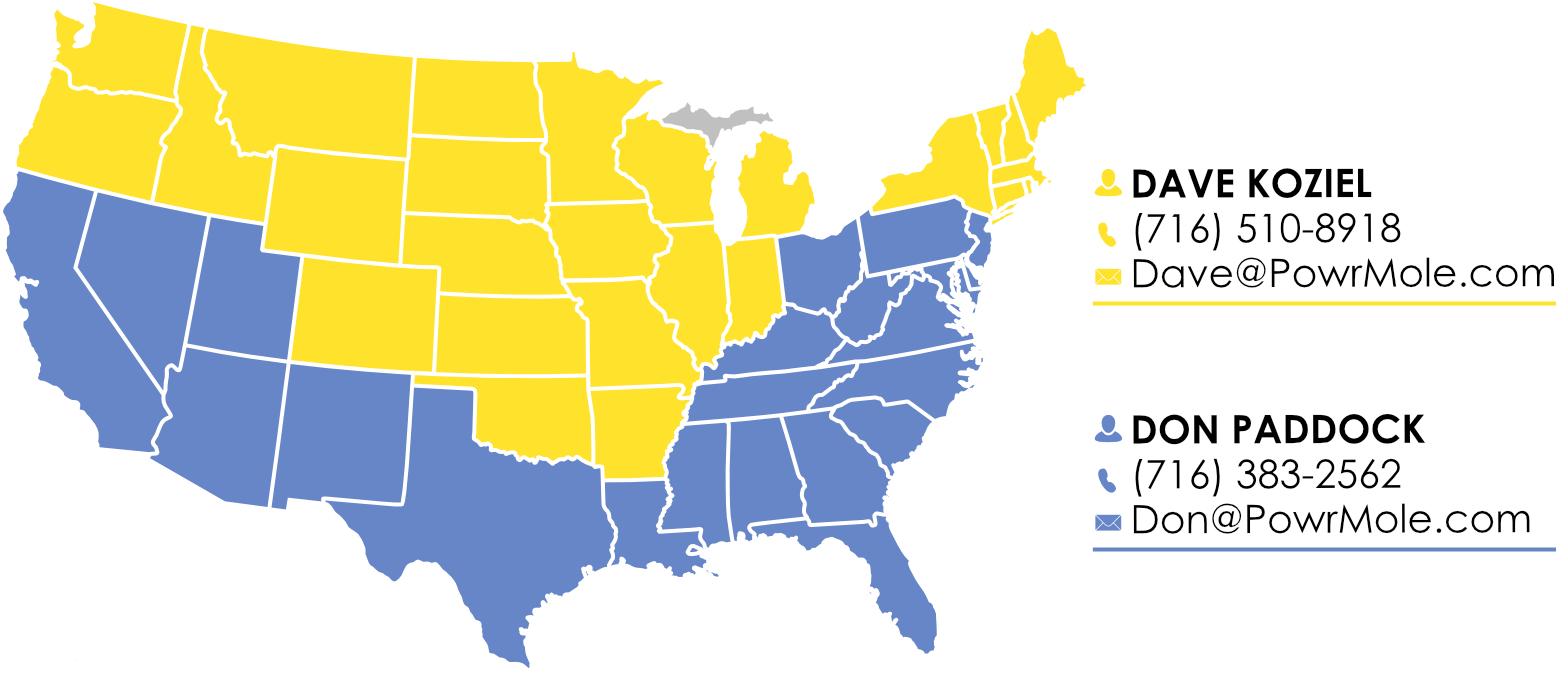 Pow-R Mole Customized map