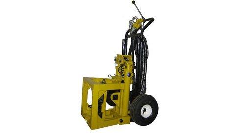 pipe bursting equipment