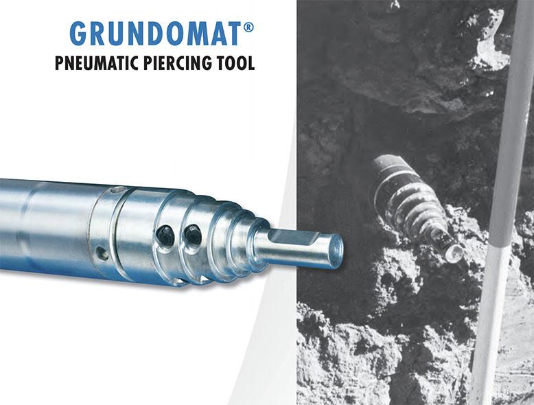 pneumatic piercing tools