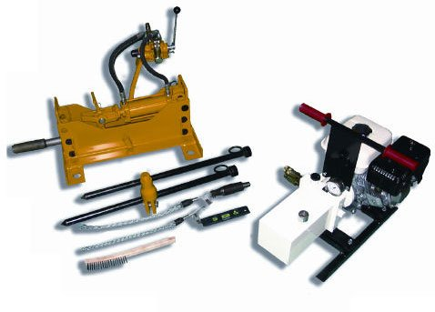 horizontal directional drilling equipment