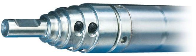 Grundomat pneumatic piercing tools