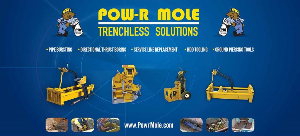 What Your Trenchless Equipment Requires